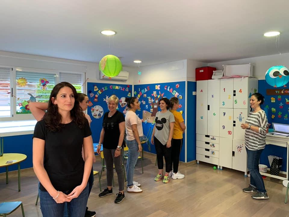 Formación de Neuroeducación: Emocionarse en el aula para educadoras de CEI El Rancho y La Casita de Chocolate